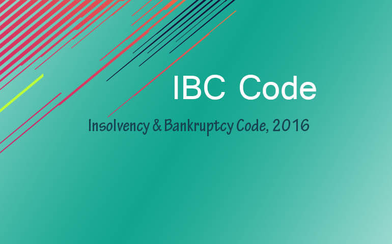 IBC Code Details by capital tree